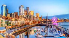 Seattle is the largest city in both the state of Washington and the Pacific Northwest region of North America. Renowned as a world – class city, Seattle is a worthy place to travel this summer. Places To Travel, Places To See, Travel Pics, Miles City, Seattle Washington, Sea And Ocean, Amazing Destinations, Travel Usa, Travel Photography