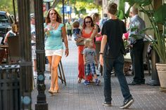 Bradenton Hotspots and Shopping
