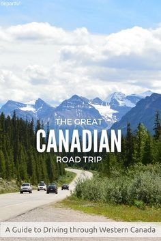 The Great Canadian Road Trip: Exploring Western Canada's Most Beautiful Route Travel tips 2019 Ultimate road trip through Western Canada – from Calgary to Vancouver and back again. Lots of photos for inspiration on where to stop along the way Quebec, Vancouver, Toronto, British Columbia, Columbia Travel, Montreal, Road Trip Destinations, Visit Canada, Canada Canada