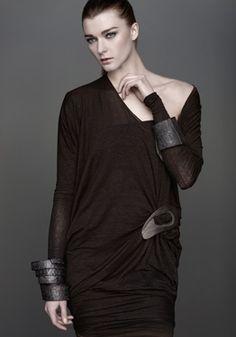 asymmetrical + accessories