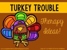 Turkey Trouble freebie!