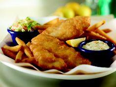 Hard Rock Cafe fish & chips. #nom #hardrock