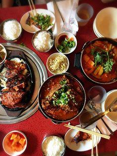 Ham Ji Park (함지박) - Restaurant Review