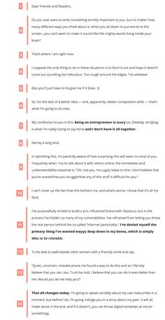 How To Write Blog Post Introduction