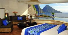 The Jade Mountain Resort http://www.homeadore.com/2012/08/20/jade-mountain-resort/