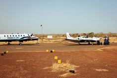 Teranga Airport Arrivals
