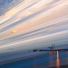 Fotógrafo registra time-lapse em camadas em foto de paisagens