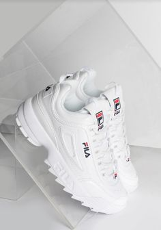 Akira Chicago Akira ShopAkira Akira Label 2019 Streetstyle 2019 Streetwear Spring Fashion Trends Summer Fashion Trends 2019 Fashion Trends Trendy Fashion Fast Fashion Sexy Clothing dad shoe fila shoe chunky sneakers all white sneakers All White Shoes, All White Sneakers, Girls Sneakers, Chunky Shoes, Chunky Sneakers, Dad Shoes, Me Too Shoes, Sock Shoes, Cute Shoes