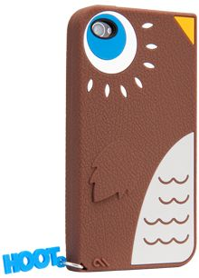 I love this owl case for iPhone from @Case Mate!
