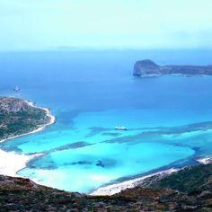 Balos, Kissamos, Crete - Greece.