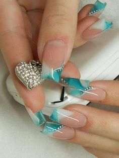 Beautiful nail art designs & Ideas in 2020 - Best Cream Tips Sexy Nails, Cute Nails, Pretty Nails, Acrylic Nail Art, Nail Art Diy, Beautiful Nail Art, Gorgeous Nails, Multicolored Nails, Nagellack Design