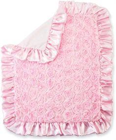 Rosette Blanket | Baby | Mud Pie