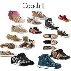 coach shoes pictures - Google Search