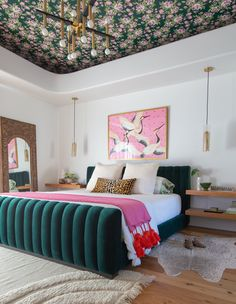 Bari J.'s Modern Maximalist Master Bedroom - Full Reveal with VIDEO! - Bari J. Designs