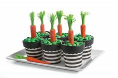 Can you dig it? There's a sweet surprise in these carrots! | Easy #DIY Easter Crafts - Parenting.com