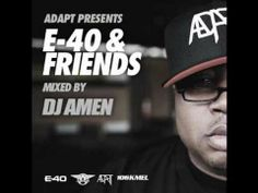 E-40 - Nothin Feat. T-Pain ( E-40 & Friends ) - YouTube