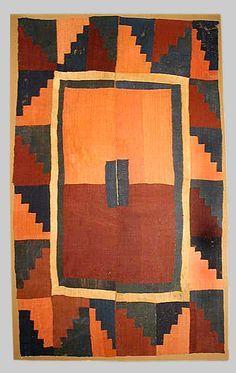 zoomorphic chancay textile - Google Search
