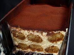 Tiramisu Tiramisu, Eat Dessert First, Deserts, Good Food, Tasty, Sweets, Ethnic Recipes, Cakes, Life