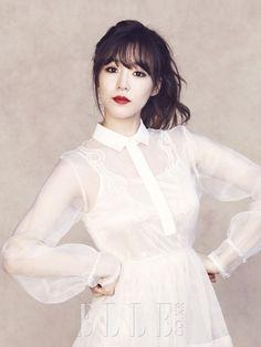 GG's Tiffany // Elle Korea // June 2013