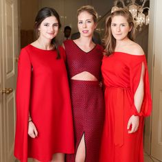 White Nights - Natalya Poniatowski with Marissa Sackler and Claire Distenfeld