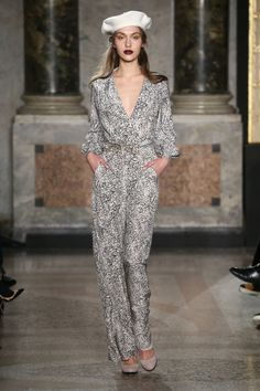 Luisa Beccaria. See all the best looks from Milan fashion week fall 2015.