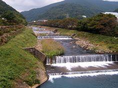 River near Hakone, Japan Osaka, Hakone Japan, River, Places, Outdoor, Outdoors, Rivers, Outdoor Games, Lugares