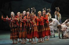 """Awsome Roerich's costumes, the best I've ever seen. """"The Rite of Spring"""" choreographed by Nijinsky. Ballets Russes."""