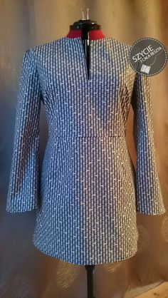 Burda tunic 11/2012. Made from 100% cotton by Camelot Fabrics, who wrote some nice words about it...:)