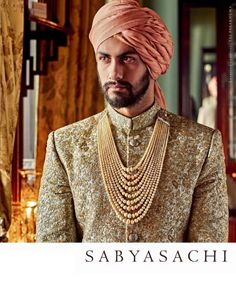 SABYASACHI GOLDDDDD VIA THE BROWN GIRL GUIDE