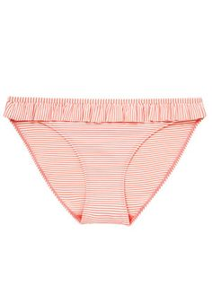 F&F Striped Textured Bikini Briefs - #FeelTheHeat
