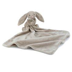 Jellycat bamse, Bashful nusseklud, beige kanin