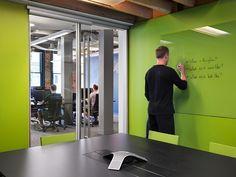 Mozilla YVR / Hughes Condon Marler Architects