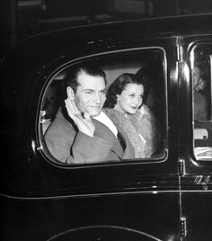 viv and larry   Larry and Viv. 1949.   People   Pinterest
