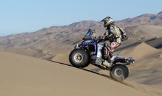 Dakar 2010 in Chile. Oh how I want to do this. Maybe 2014.