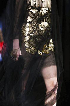 Gucci at Milan Fashion Week Fall 2016