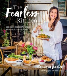 The Fearless Kitchen: Delicious Recipes to share with family and friends. Buy the cookbook here and cook these easy yet inspirational dishes at home. Family Meals, Yummy Food, Delicious Recipes, Have Fun, Goodies, Cooking, Advertising, Kitchen, Authors