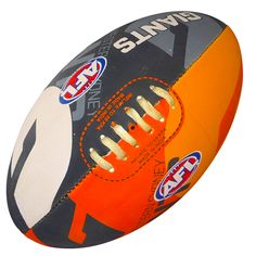 Greater Western Sydney Footy Ball by