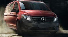 Introducing the Metris Passenger Van. Learn more at Mercedes-Benz of Lindon!