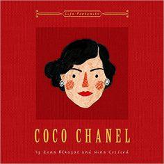 Life Portraits: Coco Chanel   Nina Cosford Shop