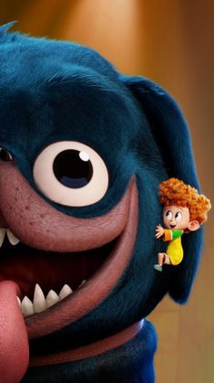 The guests of Hotel Transylvania are in for a slobbery surprise when Dennis gets a new pet!' the animated short debuts alongside Emoji Movie in theaters July Hotel Transylvania, May 2017 Cute Disney Wallpaper, Cartoon Wallpaper, Movie Wallpapers, Cute Wallpapers, Puppy Hotel, Hotel Transylvania Movie, Cartoon Movies, Disney Movies, Cool Cartoons