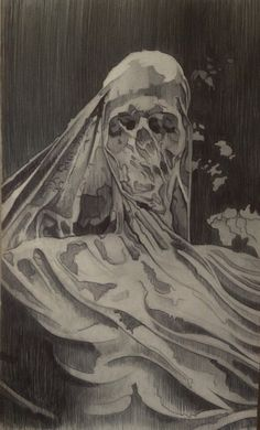 Grim reaper gothic art industrial punk horror macabre death this is a detailed drawing of a gravestone based in the cemetery de montjuic in barcelona voltagebd Images