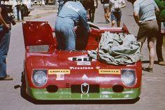 Watkins Glen 6 hours 1974 n.60 - Alfa Romeo T33 TT12 #11512-008 - Autodelta
