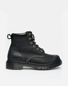 Dr Martens | Dr Martens Core 939 Black Hiking Boots at ASOS