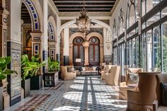 Hotel Alfonso XIII Sevilla España | Galería de fotos 6 de 77 | Traveler