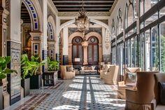 Hotel Alfonso XIII Sevilla España