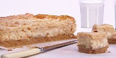 Try this Gooey Southern Squares recipe by Chef Anna Olson. This recipe is from the show Sugar.