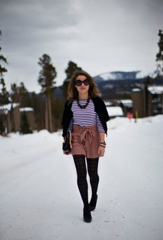 Hello, Framboise!: Winter Shorts