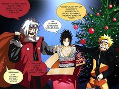 Naruto Christmas Wish List | Anime Jokes Collection