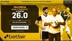 el forero jrvm y todos los bonos de deportes: betfair supercuota Valencia gana a Espanyol 8 abri...
