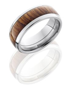classy wedding ring for him